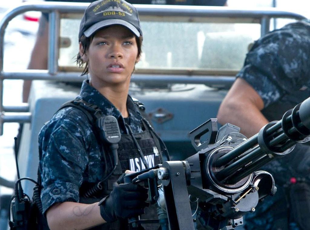 Battleship, Rihanna