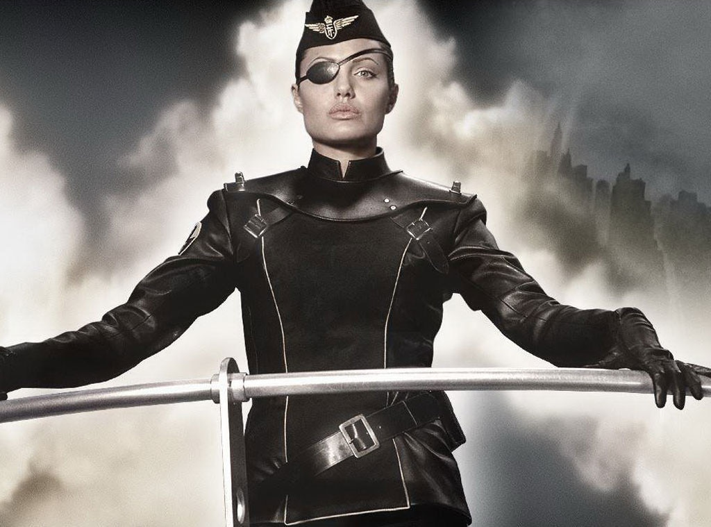 Sky Captain and the World of Tomorrow, Angelina Jolie