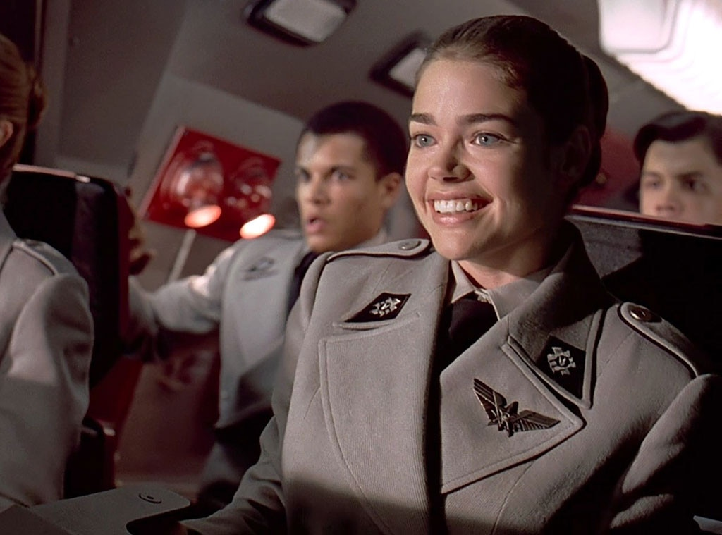 Starship Troopers, Denise Richards