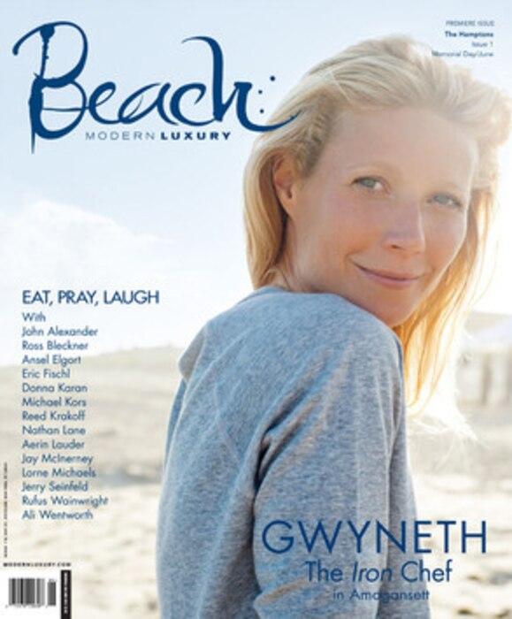 Gwyneth Paltrow, Beach