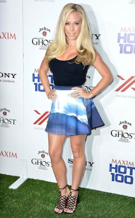 Kendra Wilkinson, Maxim Hot 100 Party