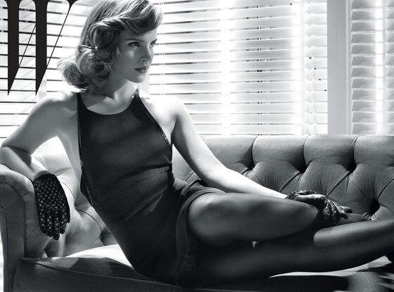 W, Emma Watson