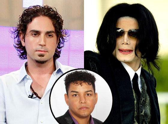 Michael Jackson, Wade Robson, Taj Jackson