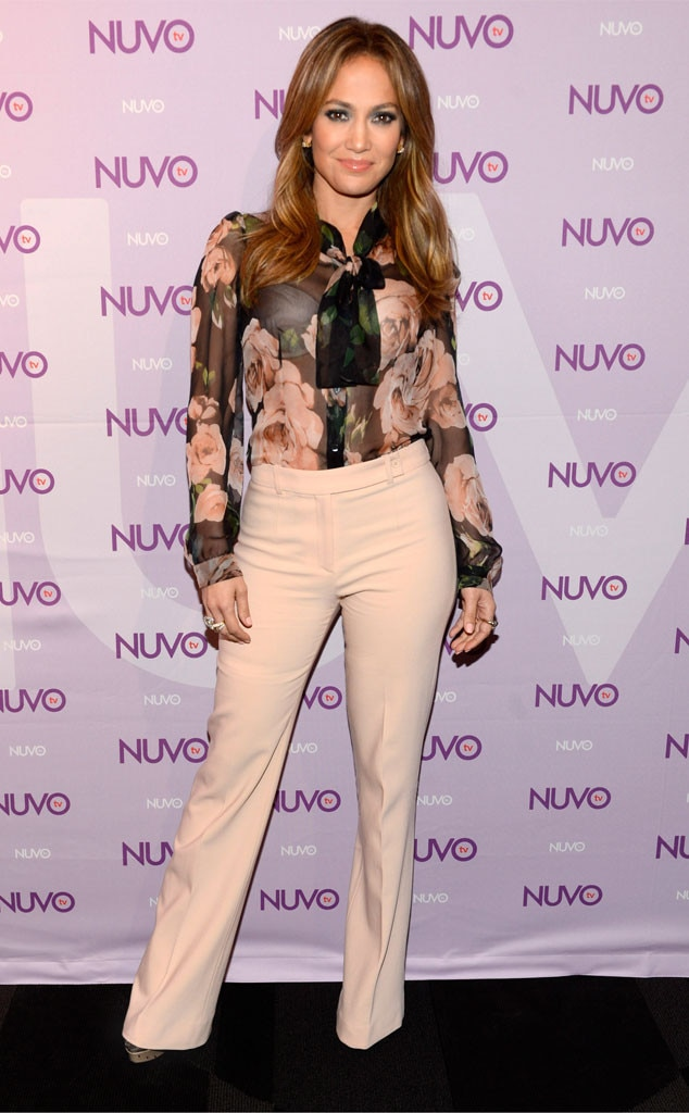 Boss In Charge From Jennifer Lopez 39 S Best Looks E News
