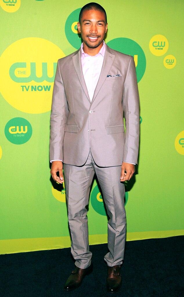 Charles Michael Davis, CW Upfronts