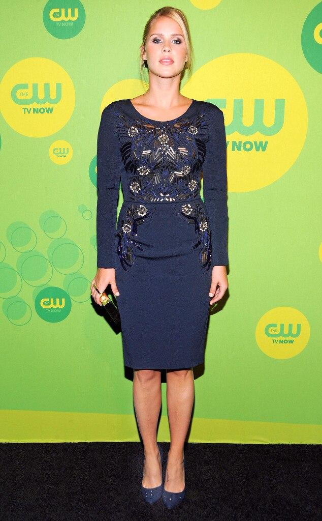 Claire Holt, CW Upfront