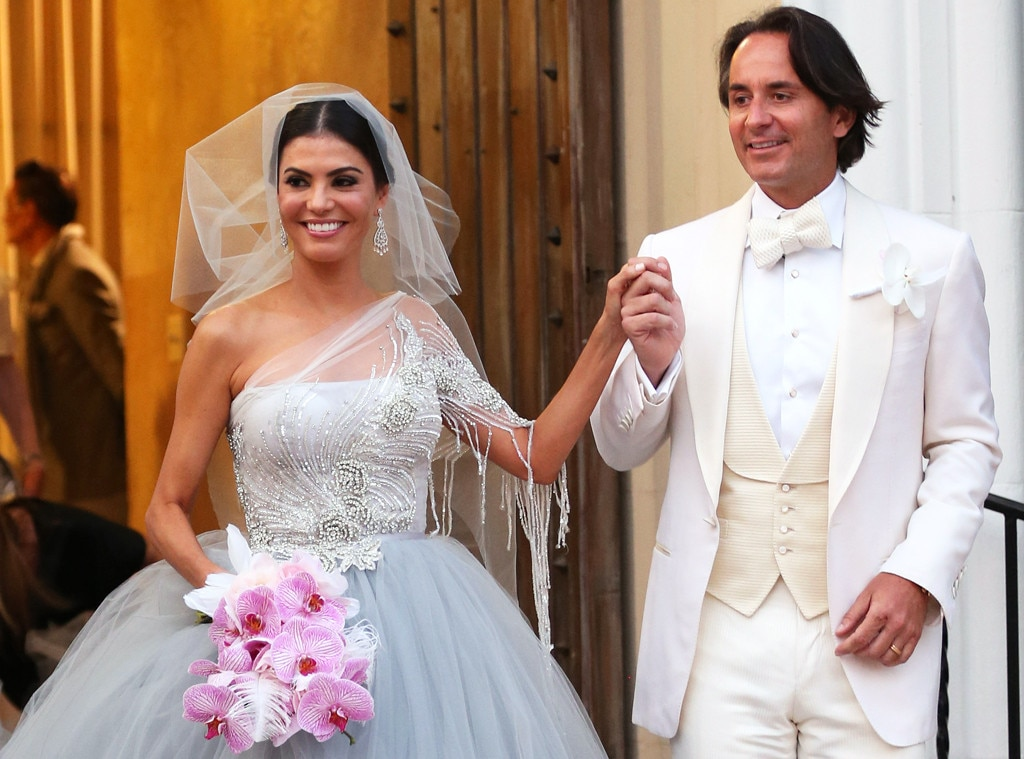 The Real Housewives of Miami, Adriana De Moura, Frederic Marq, Wedding