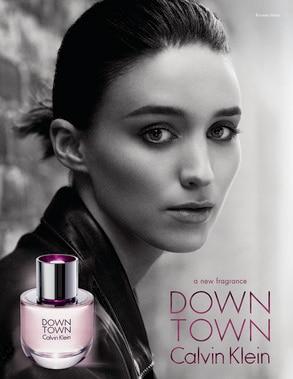Rooney Mara, Calvin Klein