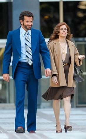 Bradley Cooper, Amy Adams