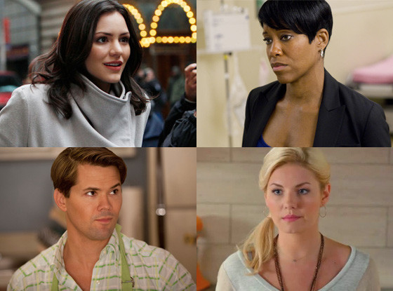 Smash, Southland, The New Normal, Happy Endings