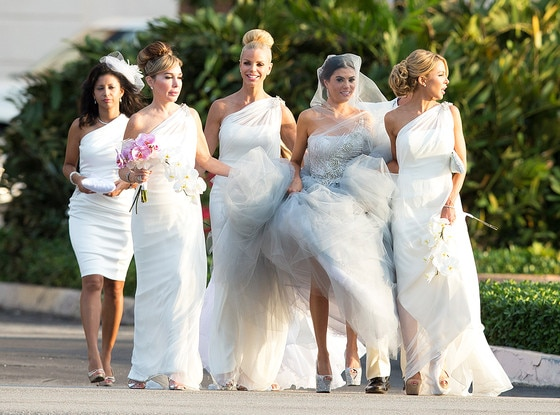 The Real Housewives of Miami, Adriana de Moura, Wedding, Marysol Patton, Lisa Hochstein, Alexia Echevarria