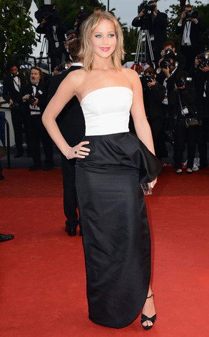 Jennifer Lawrence, Cannes