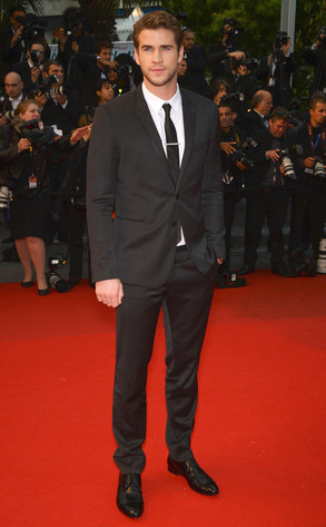 Liam Hemsworth, Cannes