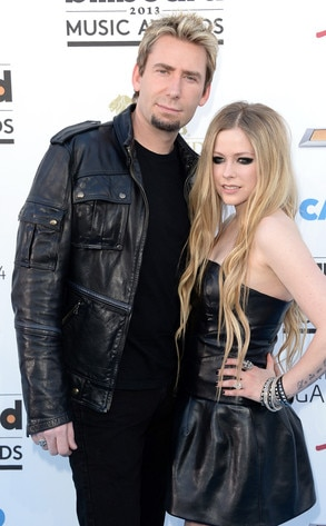 Billboard Music Awards, Chad Kroeger, Avril Lavigne