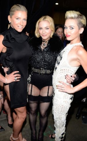 Ke$ha, Kesha, Madonna, Miley Cyrus, Billboard Music Awards