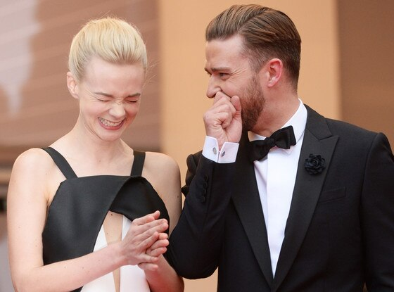 Carey Mulligan, Justin Timberlake, Cannes