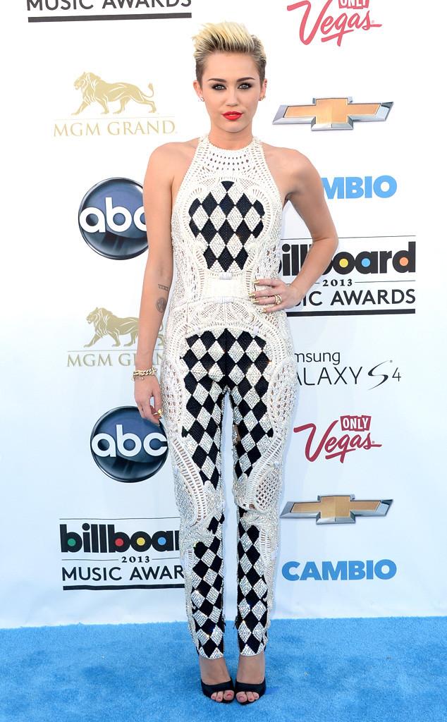Billboard Music Awards, Miley Cyrus