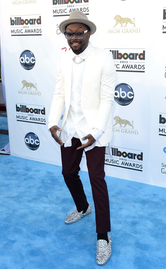 Billboard Music Awards, Will i am