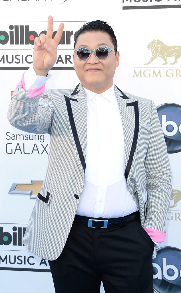 Billboard Music Awards, Psy