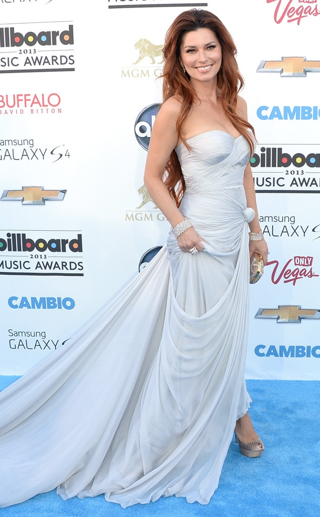 Billboard Music Awards, Shania Twain