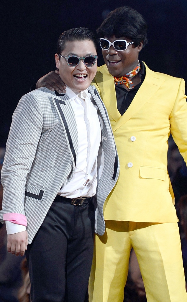 Billboard Music Awards, Psy, Tracy Morgan