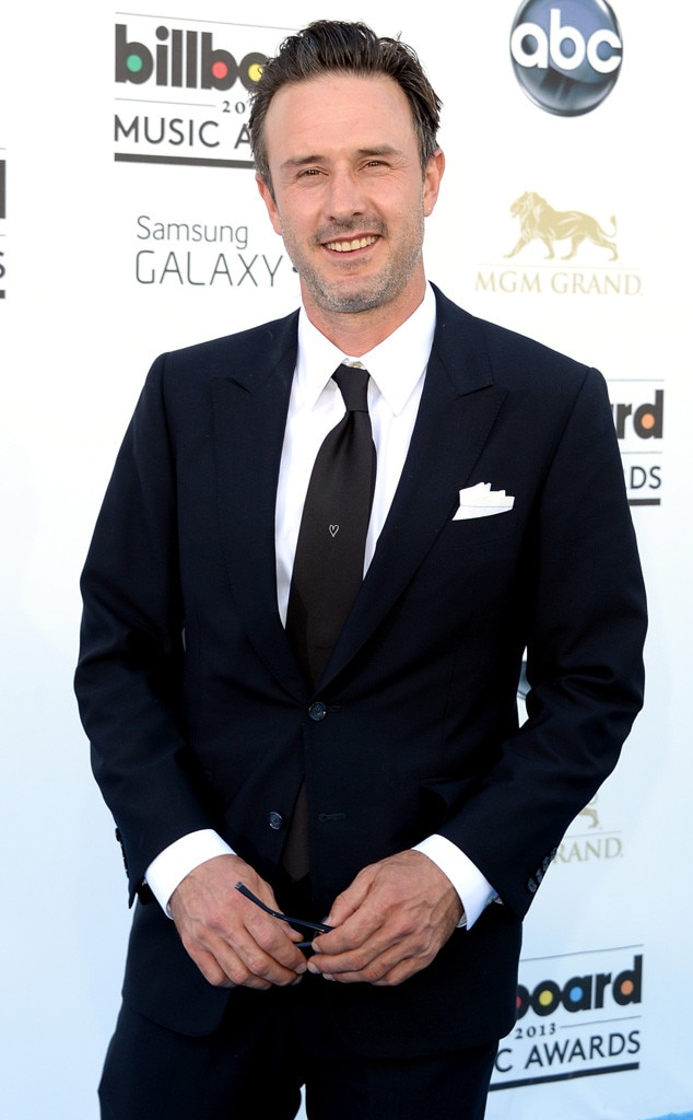 Billboard Music Awards, David Arquette