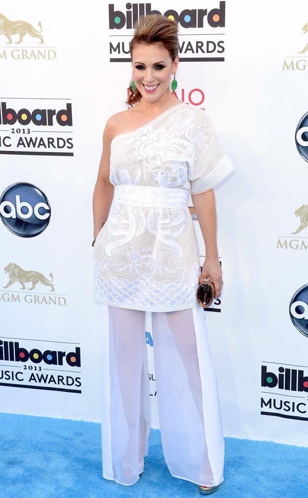 Billboard Music Awards, Alyssa Milano
