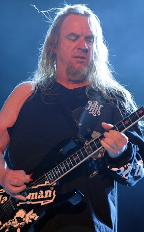 Jeff Hanneman, Slayer