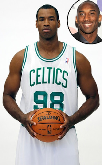 Jason Collins, Kobe Bryant
