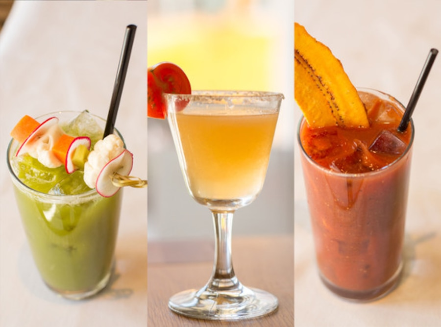 Renaissance Hotel Cocktails