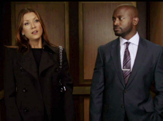 Kate Walsh, Taye Diggs, Private Practice