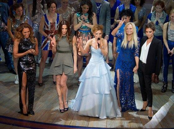 Viva Forever, Spice Girls