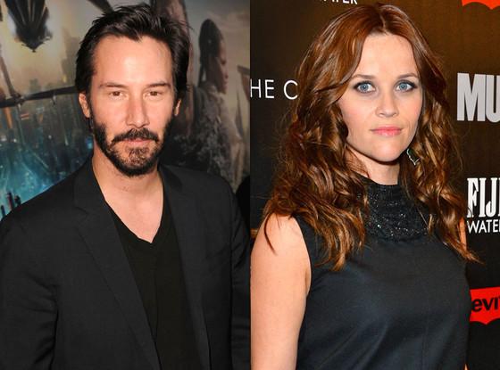 Keanu Reeves, Reese Witherspoon