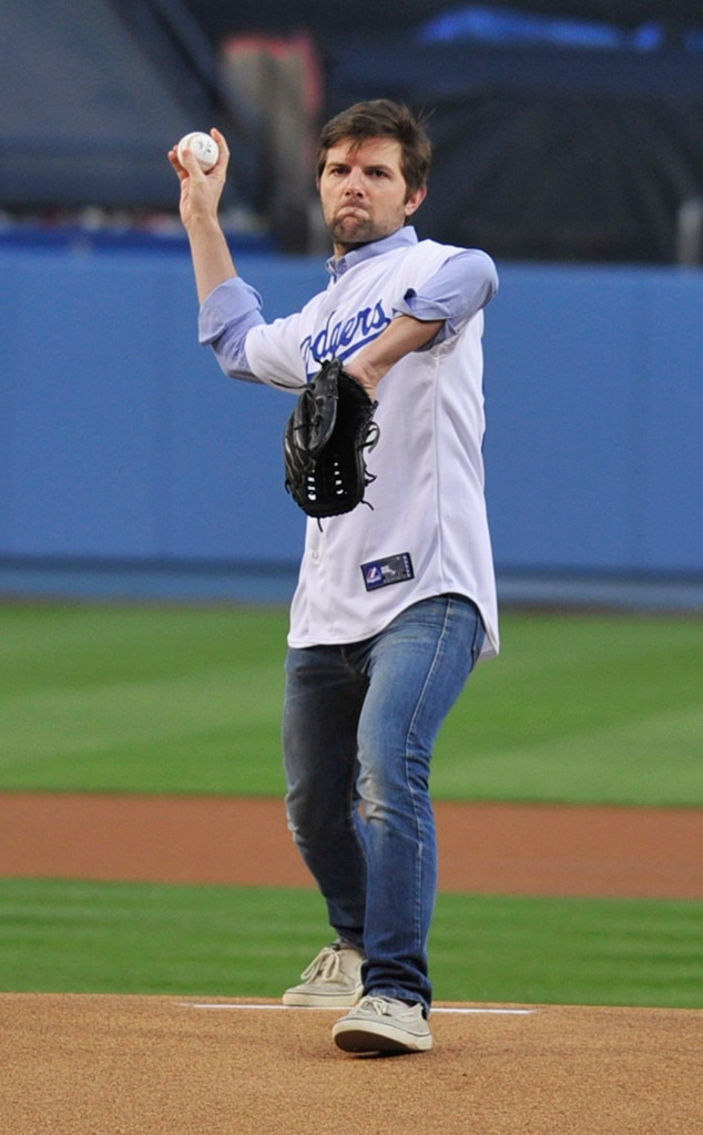 Adam Scott, Dodger