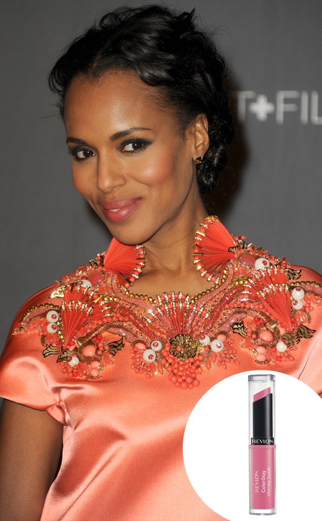 Kerry Washington, Luxe Looks Gallery
