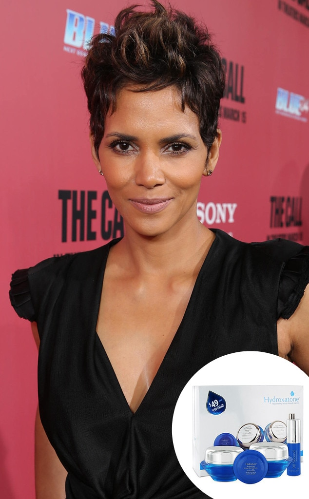 Halle Berry, Luxe Looks Gallery