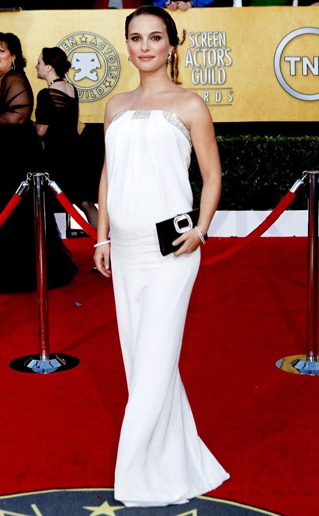 Natalie Portman, Baby Bump