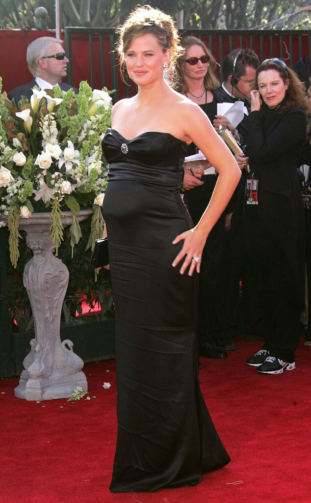 Jennifer Garner, Baby Bump