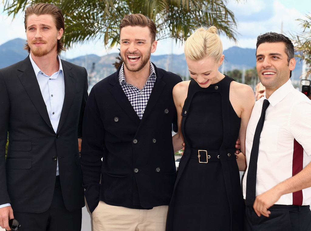 Garrett Hedlund, Justin Timberlake, Carey Mulligan, Oscar Isaac, Cannes