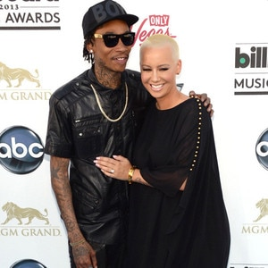 Billboard Music Awards, Amber Rose, Wiz Khalifa