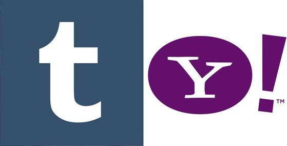 Tumblr, Yahoo