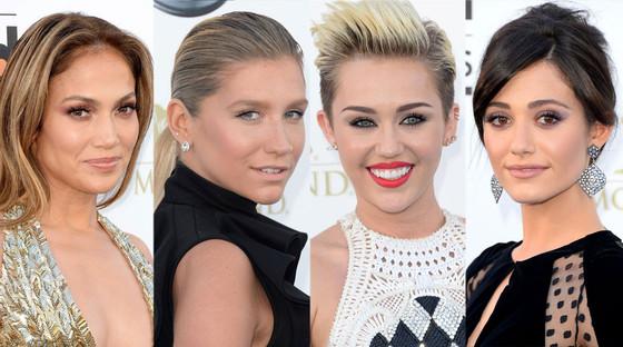 Jennifer Lopez, Kesha, Miley Cyrus, Emmy Rossum, Billboard Music Awards