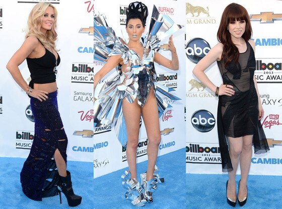 Worst Dressed, Billboard Music Awards, Z Lala, Jenny McCarthy, Carly Rae Jepsen