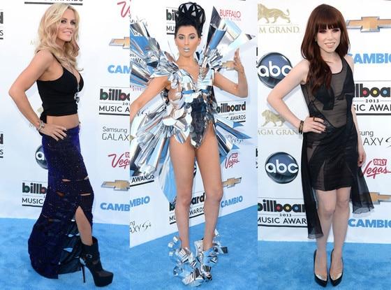 Worst Dressed, Billboard Music Awards, Z Lala, Jenny McCarthy, Carly Rae Jepsen