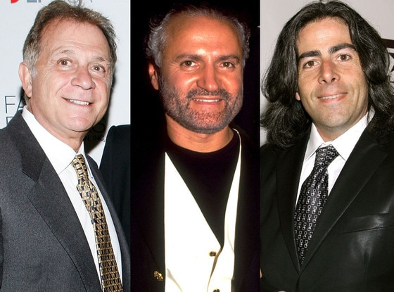 Armand Marciano, Gianni Versace, Paul Mashouf