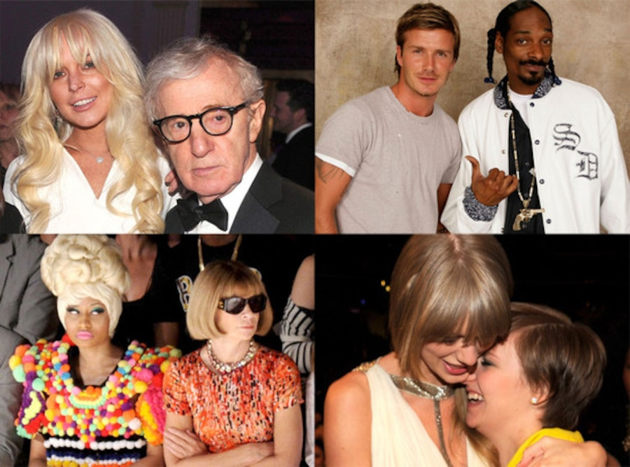 Top 10 Unlikely Celebrity Couples - YouTube