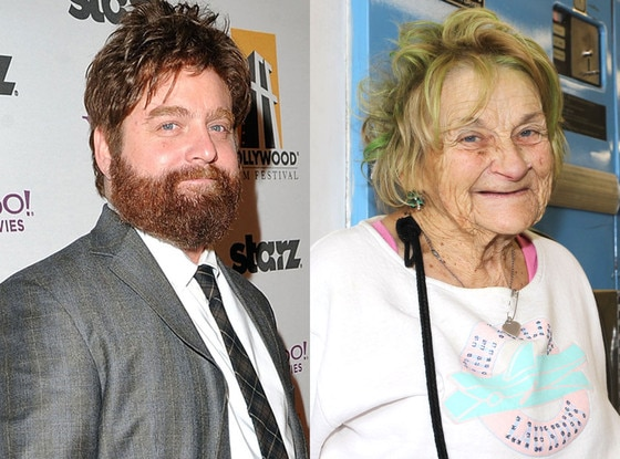 Zach Galifianakis, Elizabeth