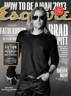 Esquire, Brad Pitt