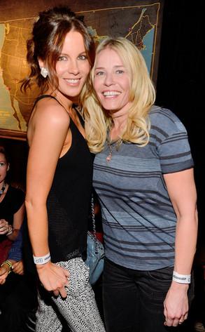 Kate Beckinsale, Chelsea Handler