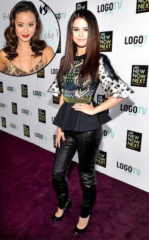 Selena Gomez, Jamie Chung